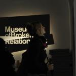 Anne in museum in Zagreb