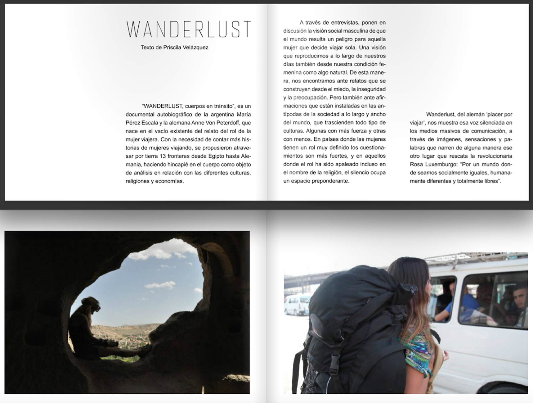 Wanderlust en Rifleh