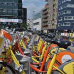 Bikes in Vienna
